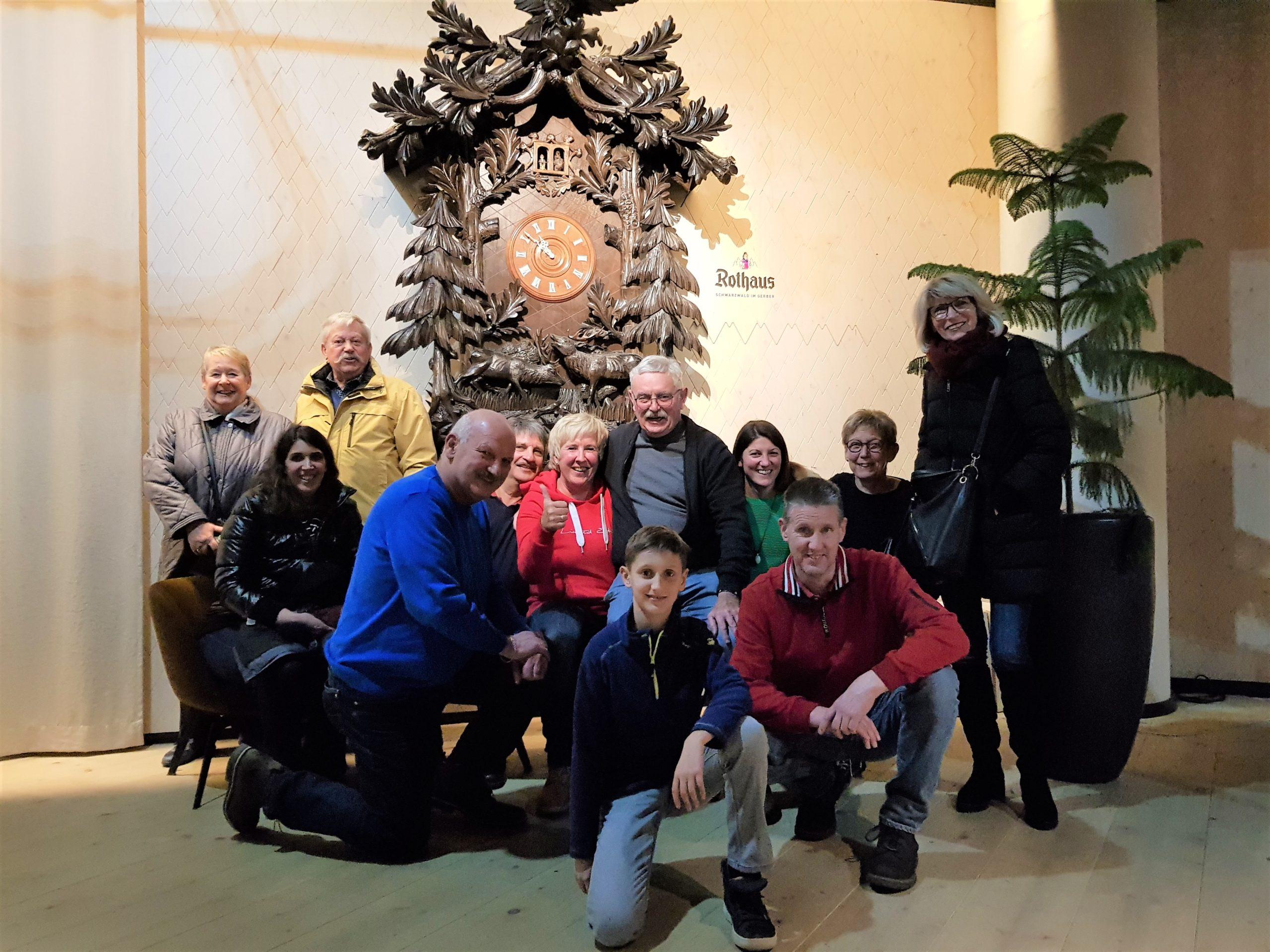 Weihnachtsmarkt-Ausflug 2019