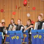 Weihnachtsfeier Liederkranzhalle 2011